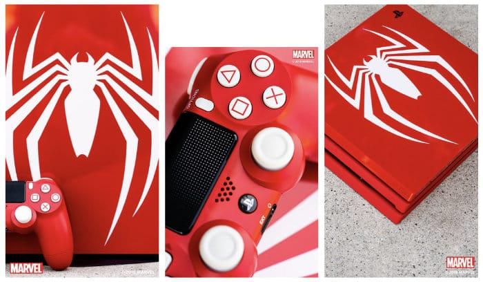 Marvel Spider-Man PlayStation 4 Pro
