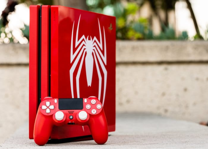 Marvel Spider-Man PlayStation 4 Pro