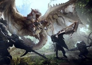 Monster Hunter World Mod Shows Monster HP And Player Damage