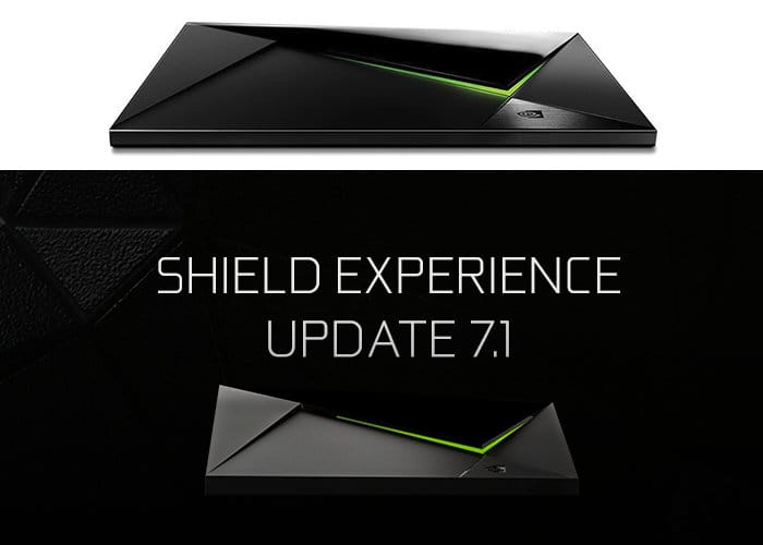 NVIDIA Shield TV Experience Upgrade