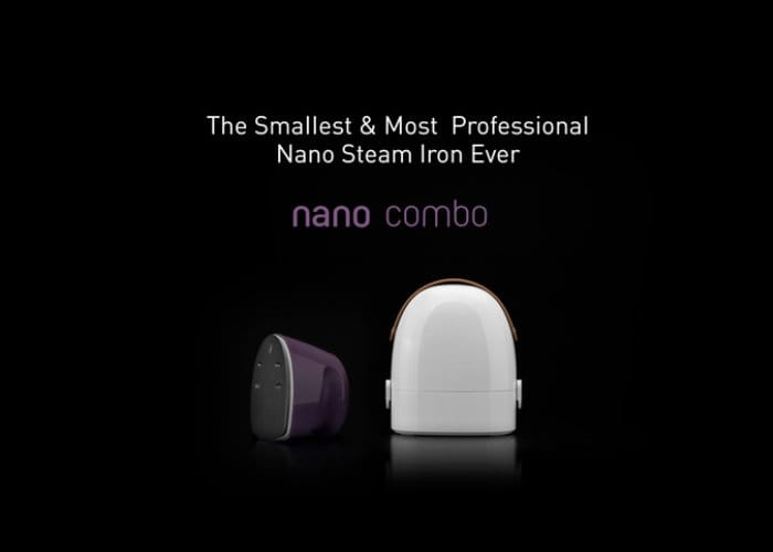Nano Steam Iron