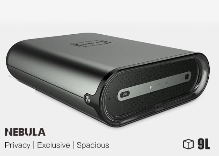 Nebula Biometric Lock Box