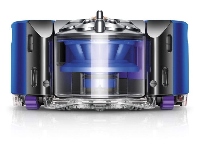 New Dyson 360 Heurist Robot Vacuum Cleaner