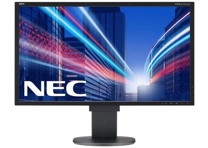 New NEC Low Blue Light Monitors