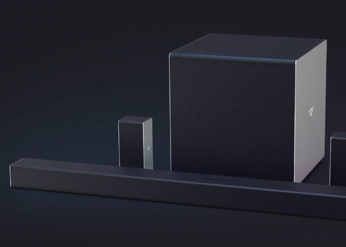 New Vizio Dolby Atmos Soundbars