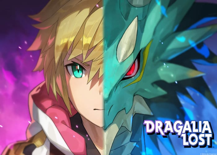 Nintendo Dragalia Lost RPG