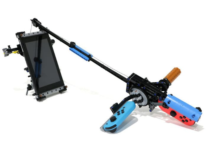 Nintendo Labo And Lego Creations
