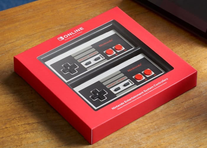 Nintendo Wireless NES Controller