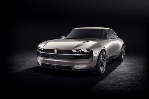 Peugeot E-Legend Concept Gets Official