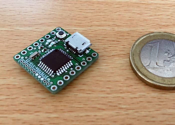 Pico Worlds Smallest Arduino 328PB Core