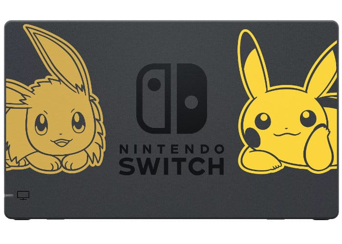 Pokémon Let's Go Limited Edition Switch