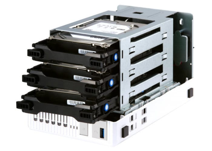 QNAP TS-332X 3-Bay 10GbE NAS With 10GbE