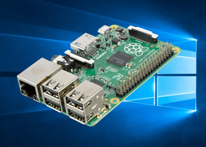 Raspberry Pi Windows 10 Installation Guide