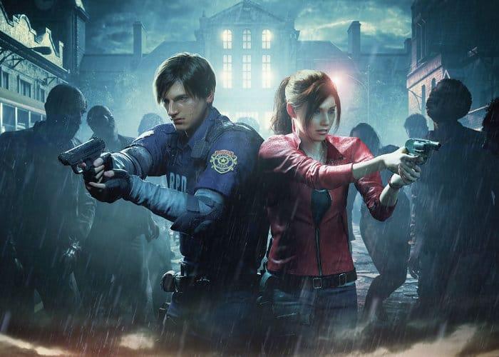 Resident Evil 2 Enhanced 2019