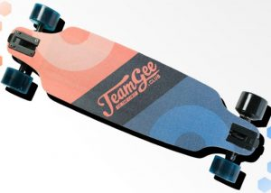 SAIL Electric Skateboard From $299