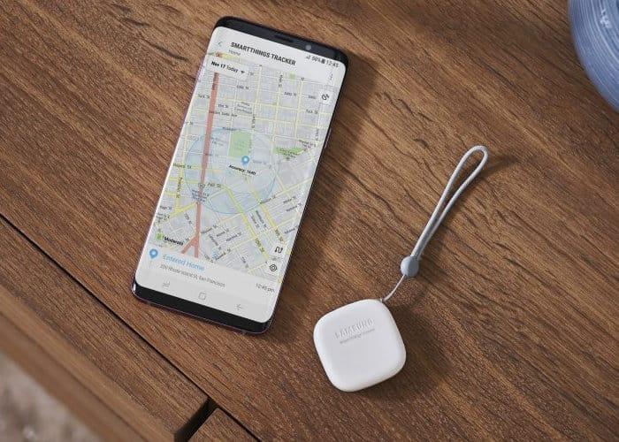Samsung LTE SmartThings Tracker