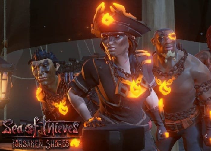Sea of Thieves Forsaken Shores DLC Launch Delayed