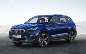 Seat Tarraco SUV Gets Official