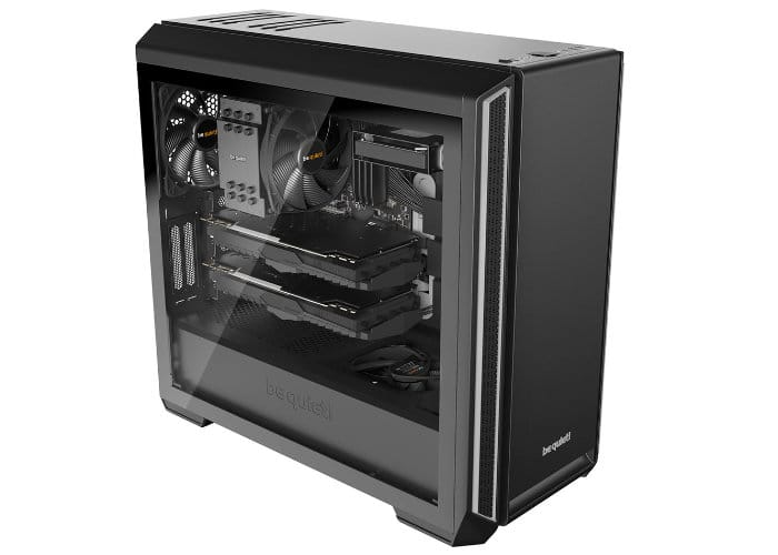 Silent Base 601 Chassis