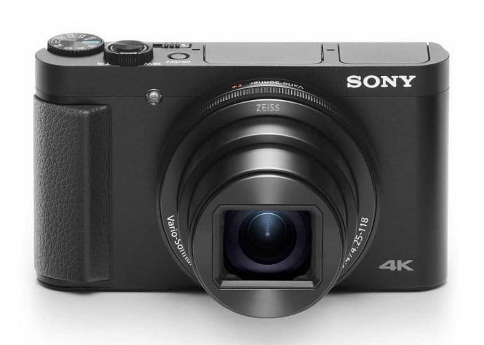 Sony HX99 Ultra Compact 4K Camera With 30x Zoom