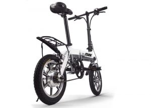 Stark Drive Affordable Folding Electric Bike From $299