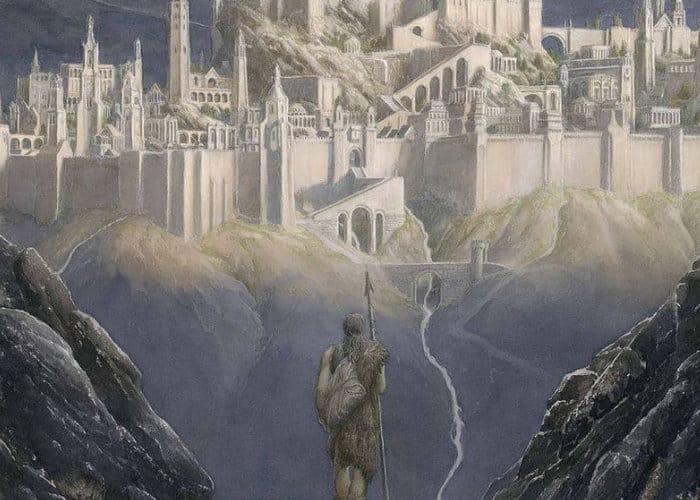 The Fall of Gondolin J.R.R. Tolkien