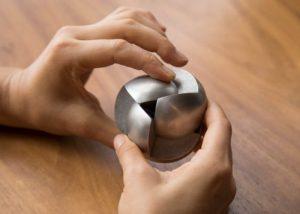 The Venn Puzzle Desktop Toy