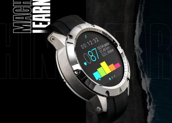 VIITA TITAN HRV Smartwatch