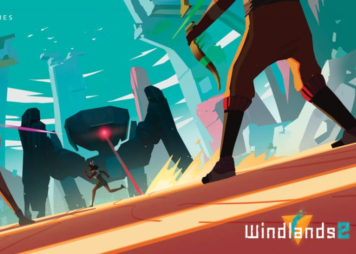 Windlands 2 VR Adventure