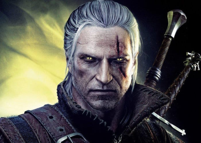 Witcher TV Series Geralt