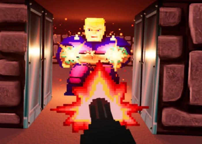 Wolfenstein 3D VR