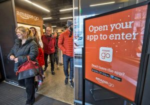 Amazon opens next cashier-free store in Chicago