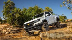 Chevy Colorado Side-Curtain Airbags are Deploying While Off-Roading