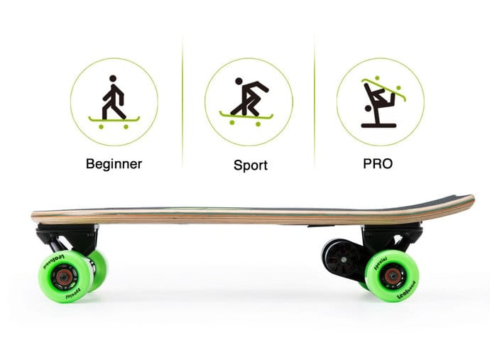 modular electric skateboard