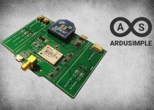 simpleRTK2B Multiband RTK Shield