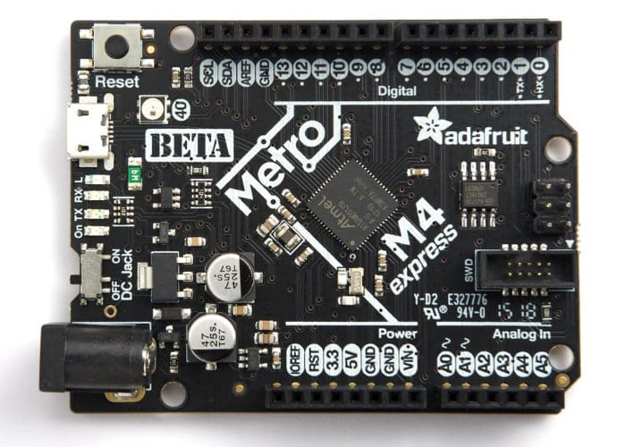 uLisp Interpreter Now Supports ATSAMD51 Based M4 Boards