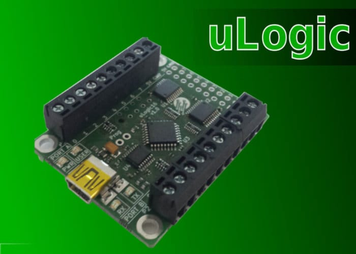 uLogic logical programable board