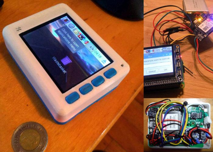 3G Raspberry Pi Smartphone