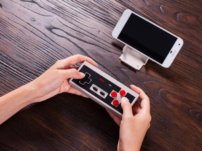 8BitDo N30 Retro Bluetooth Gamepad