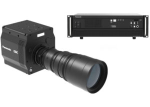 "Panasonic 8K camera with ""organic"" sensor"