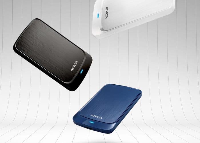 ADATA external hard drives