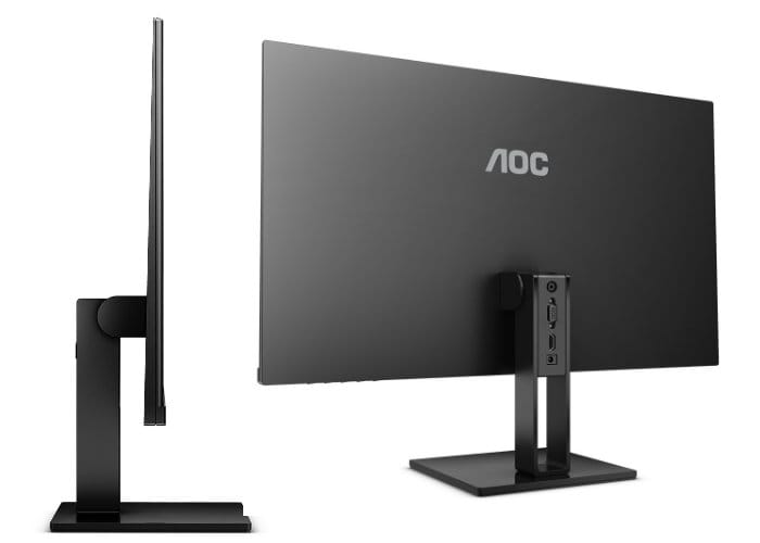 AOC V2 Series affordable