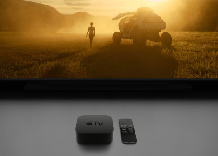 Apple TV tvOS 12.1