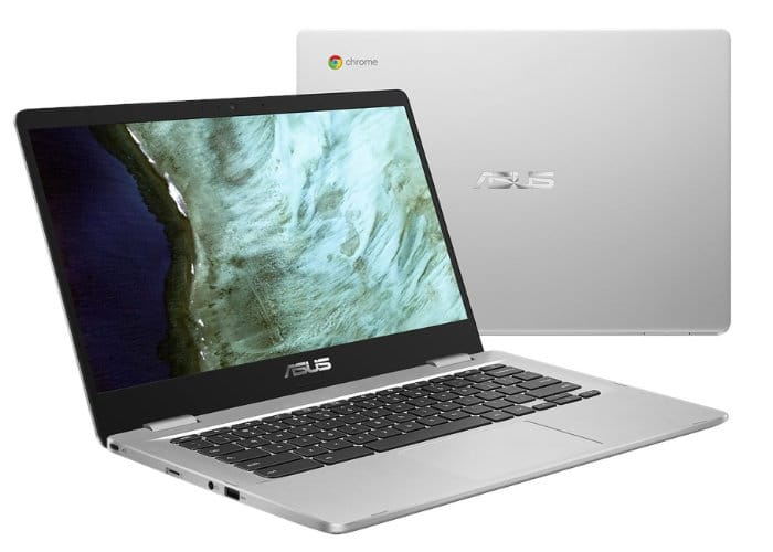 Asus Chromebook C423 introduced