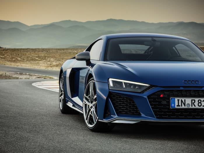 Audi R8, R8 Spyder revealed