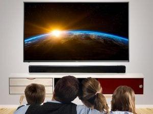 Bluetooth Home Theater Sound Bar, Save 87%