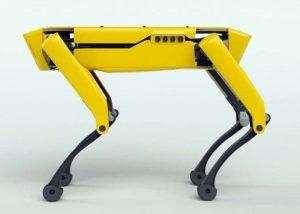 Boston Dynamics Spot robot new tricks demonstrated