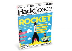 Build a DIY rocket with HackSpace magazine issue 12