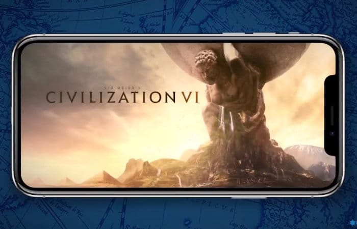 Civilization VI iphone
