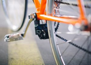 Convert your bicycle into an electric bike using Add-e